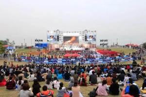 【深セン湾公園】4日間の無料音楽コンサート「深セン湾草地音楽会」開催!(12/5-8)