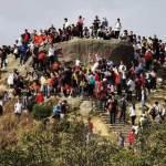 【2021 春節】深セン各地の観光名所は大賑わいー梧桐山には10万人以上の登山客
