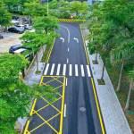 深圳湾口岸の徒歩アクセスが容易に!「金湾西二路」リニューアル