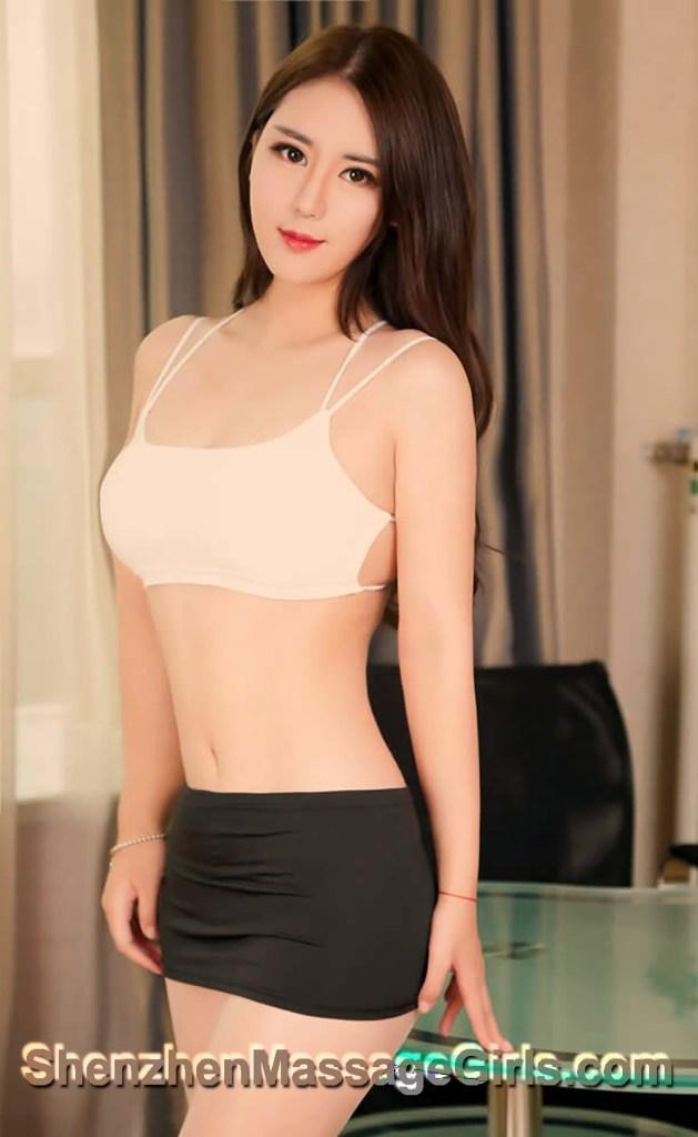 Shenzhen Massage Girl - Allison