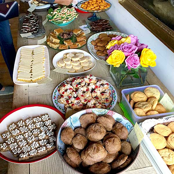 cookie exchange | She Paused 4 Thought