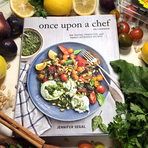 Once Upon A Chef Cookbook by Jennifer Segal