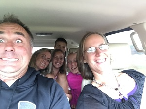 Sept. 27th Road Rally Weis,Wehr Selfie.300x225