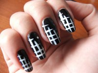 Cool Easy DIY Nail Art Designs for 2012