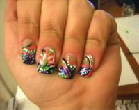 Simple Diy Nail Designs 2012 | ShePlanet