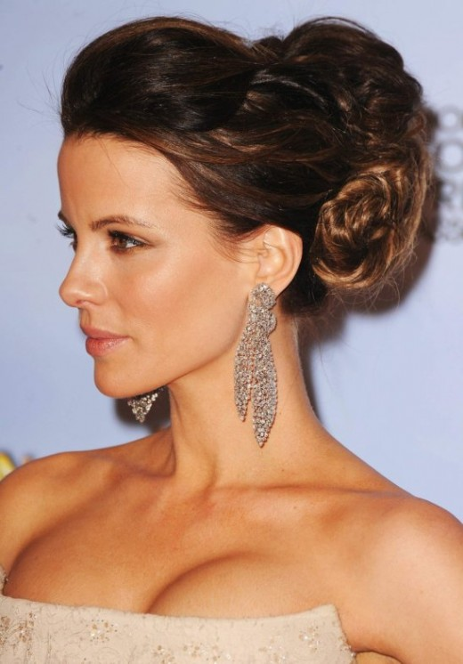 Trendy Wedding Updos Hairstyles For Brides 2012 ShePlanet