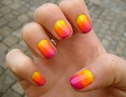 easy nail art ideas summer