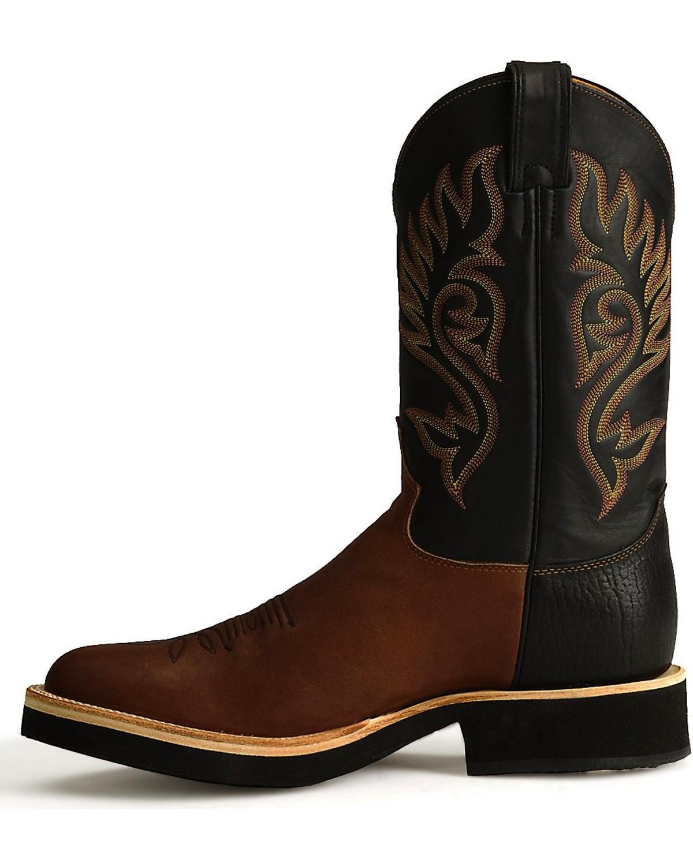 60220eb2c8d Justin Crepe Boots - Ivoiregion