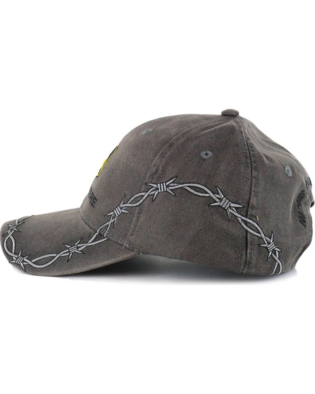 Wire Barb Tear Cap Ball