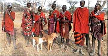 18 >> Maasai people – Mannaismaya Adventure's Blog