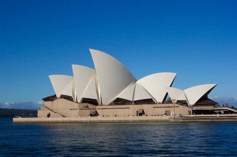 Unique Facts About Oceania Sydney Opera House
