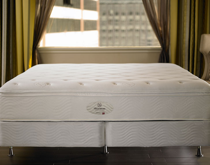 Mattress Amp Box Spring Shop The Sheraton Bed Bedding Linens And Pillows And More