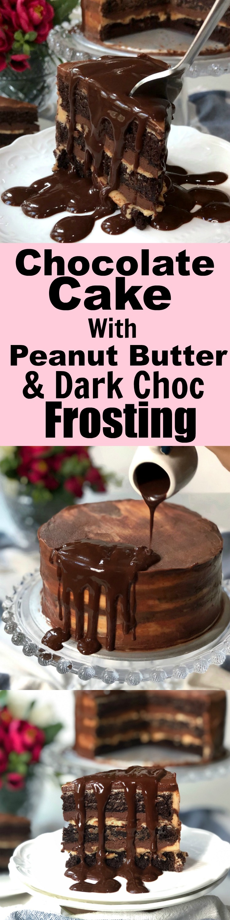 Chocolate Peanut butter frosting