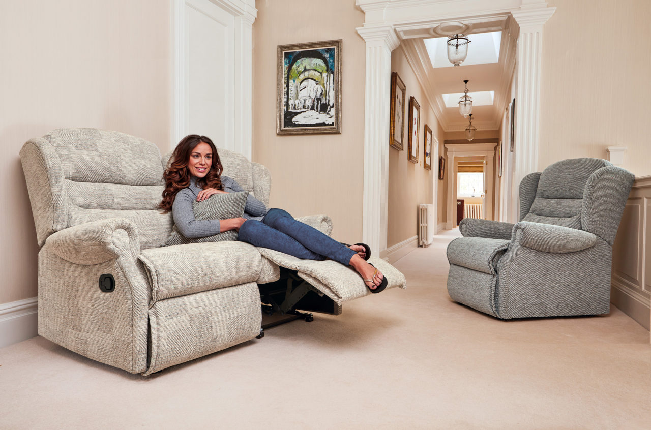 sofa upholsterers leicester divani casa windsor white set ashford small fabric fixed chair sherborne upholstery