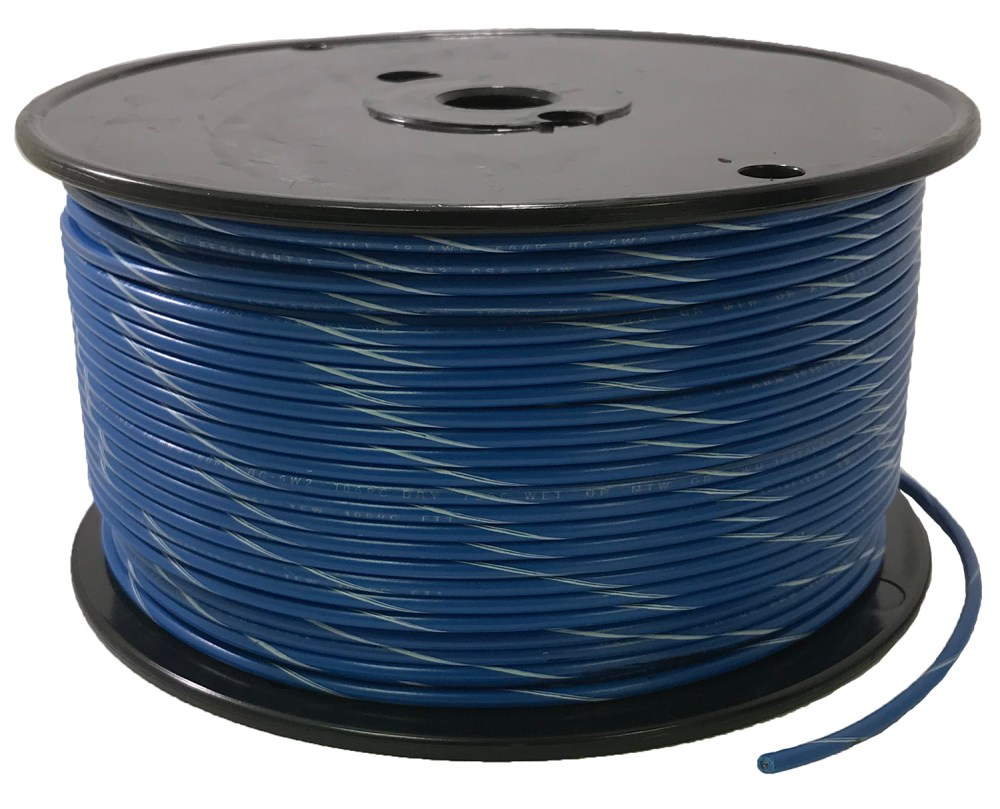 medium resolution of sherco auto marine supply now offers over 160 different color combinations of marine grade usa made tinned copper striped tracer wire click to see list