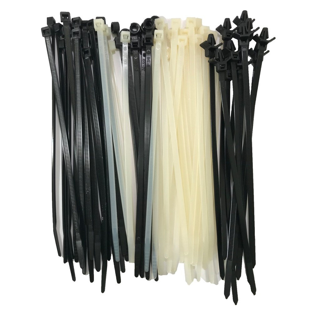 medium resolution of cable ties zip ties wire fasteners in all styles and colors