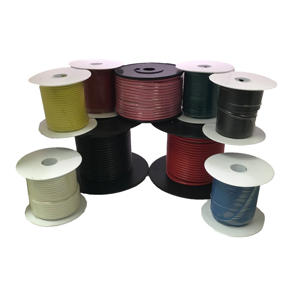 medium resolution of automotive primary wire spools and assortments