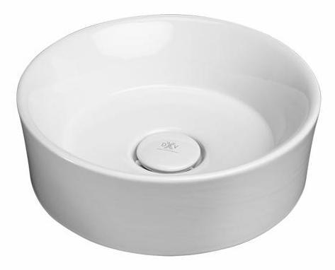 pop round bathroom vessel sink
