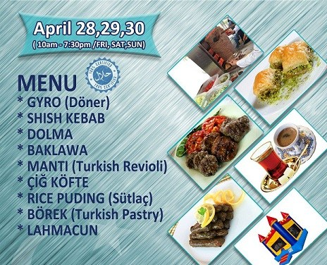 Turkish Food, Turkish Culture Times Two