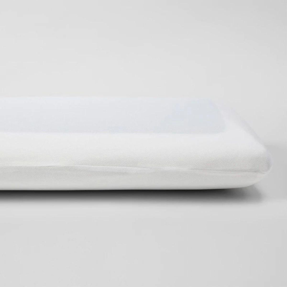 therapillo cooling gel top premium memory foam medium profile pillow