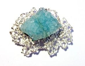 CrystalLaceBrooch