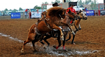 Thursday, July 10, 2014 – Sheridan WYO Rodeo Performance