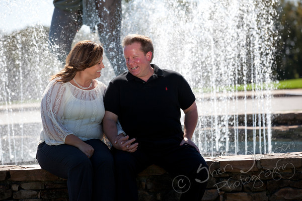 Chateau Elan Engagement Session