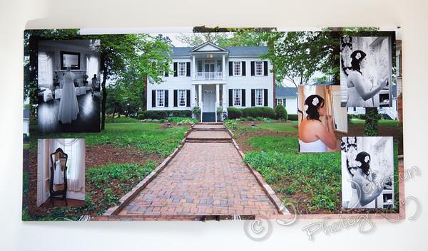 Fine Art Wedding Book - Full Panoramic Lay Flat Spreads
