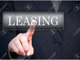 """person choosing """"leasing"""" button"""