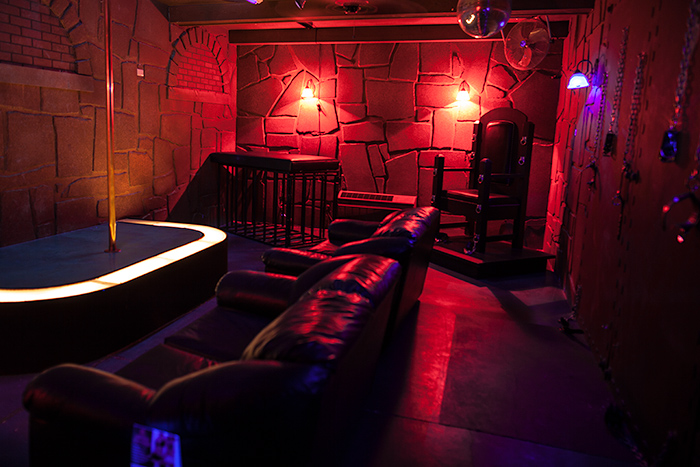 Sheris Ranch  Specialty Rooms  Bondage BDSM Room and