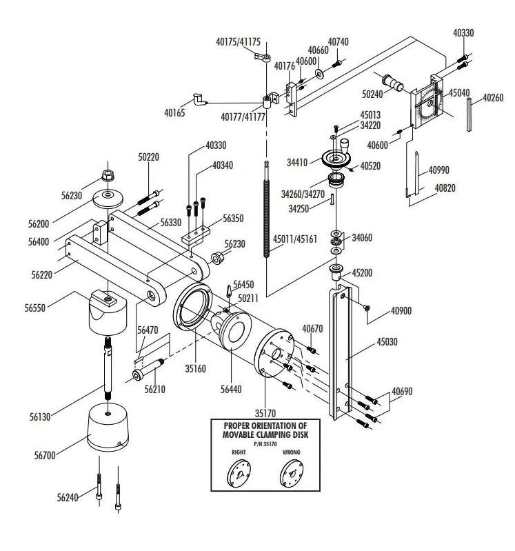 Multi-Direction Mill Column – Manual