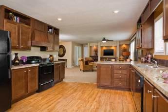 Heritage Truman Kitchen Living