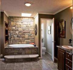 New Moon Homes Bathroom