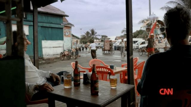 Anthony Bourdain Myanmar Itinerary