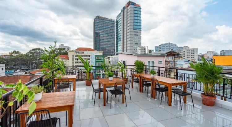 BEST HOSTELS IN DISTRICT 1 HO CHI MINH CITY: Jan Hostel Charm Garden