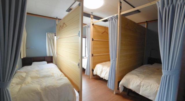 BEST HOSTELS IN JAPAN: Guesthouse Iwase