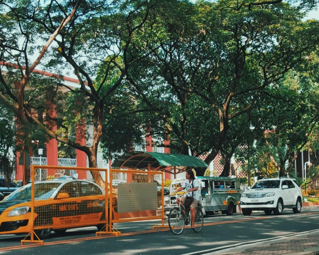 Streets of Metro Manila