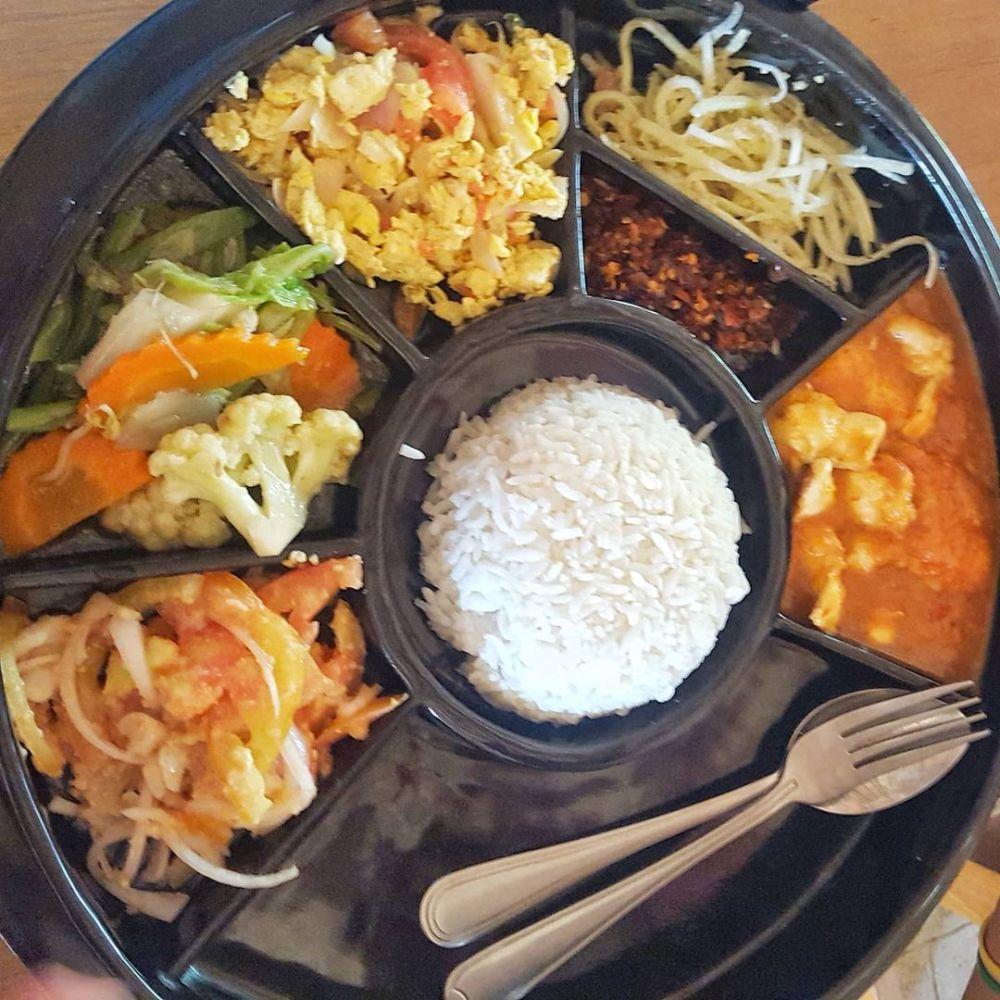 SOUTHEAST ASIA FOOD: Myanmar (Burmese Food)