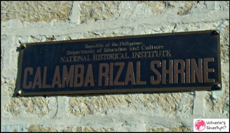 calamba laguna tourist spots