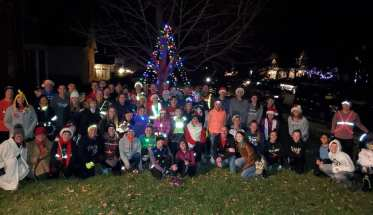 ERR Holiday Lights Run 2019