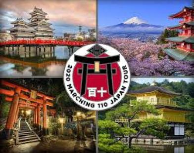 Marching 110 Announces Japan Tour The... - The Ohio University ...