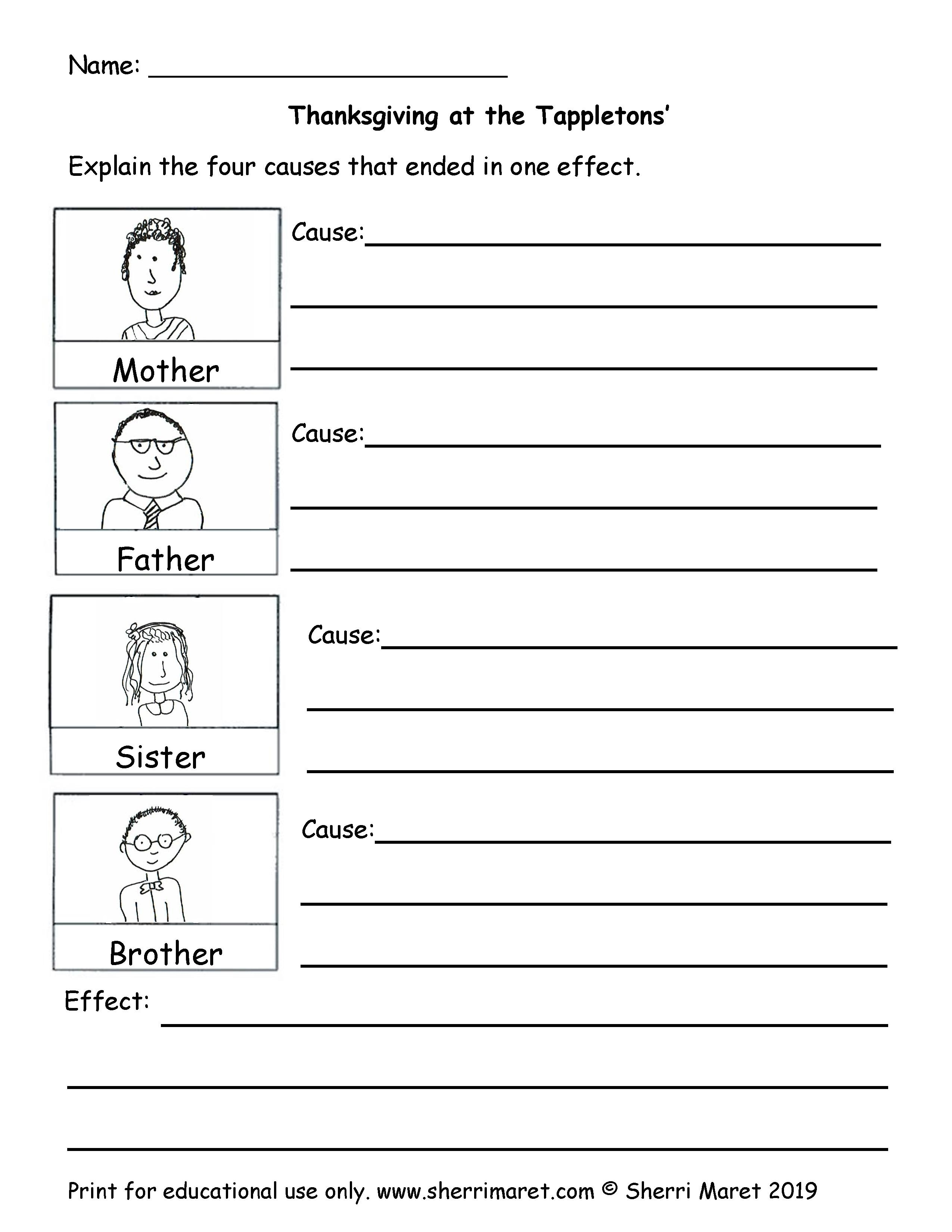 Tadpole Worksheet For First Grade