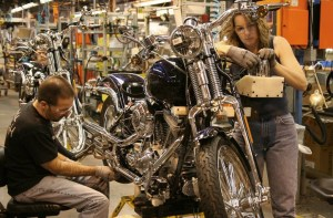 Harley Assembly in York PA