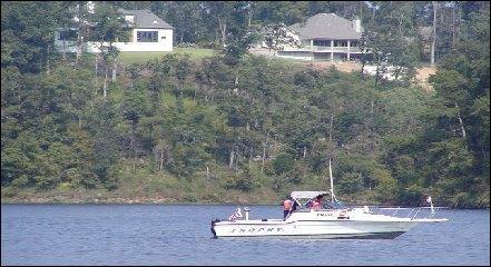 Ross Barnett Reservoir  Waterfront Homes  Sherry