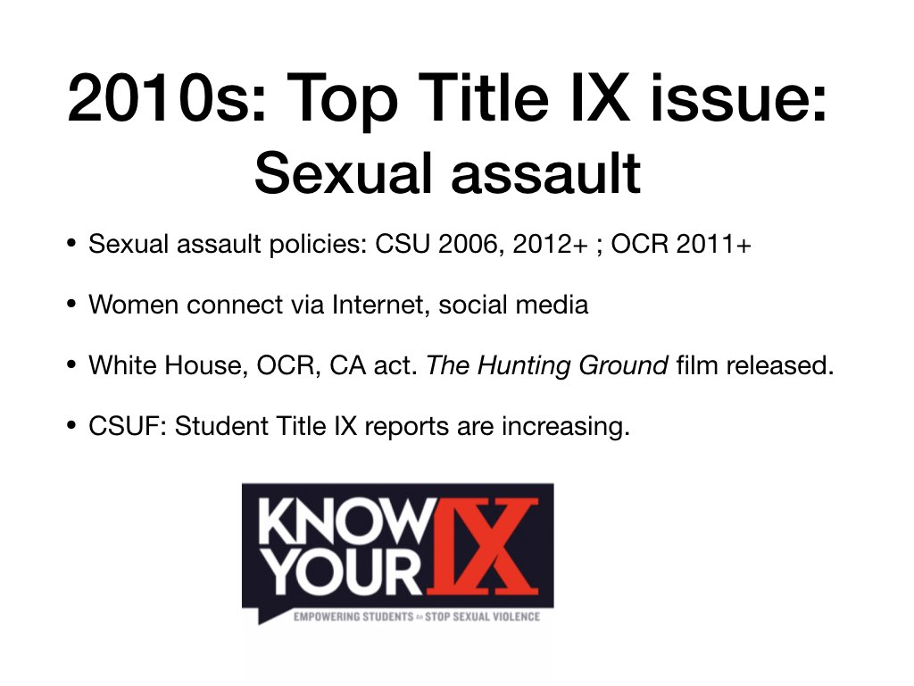 Sports cut by title ix sexual harassment
