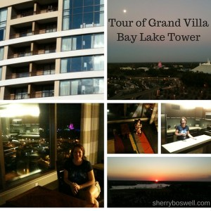 "Grand Villa at Bay Lake Tower: ""Grand"" indeed!!"