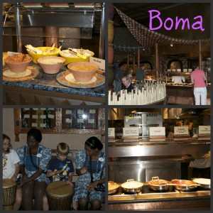 Boma was the BOMB-A!