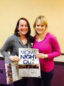 Three Little Words Every Mom Loves to Hear: Moms' Night Out!