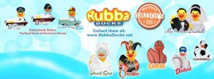 Rubba Ducks, The Boathouse at Downtown Disney and a Giveaway! Oh My!