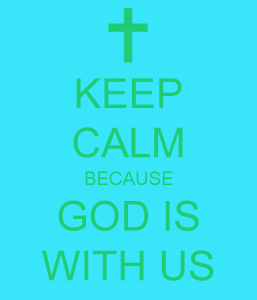 December 19: God Is With Us
